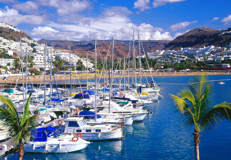 väder puerto rico kanarieöarna